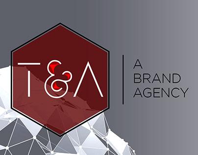 T&A Advertising | Logo Design
