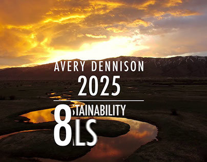 Avery Dennison's 2025 Sustainability Goals
