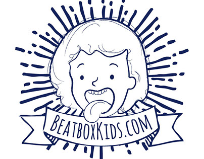 Project BeatboxKids branding