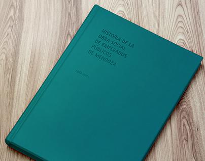 Libro Historia de la Obra Social OSEP