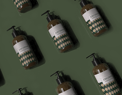 Packaging for ayurvedic Hair oil