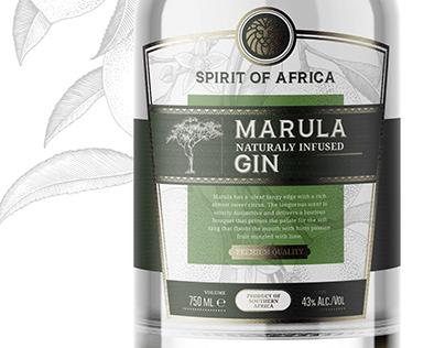 Spirit of Africa Gin