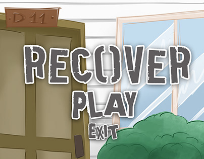 Recover / Video game in 48hours - Global Game Jam 2019