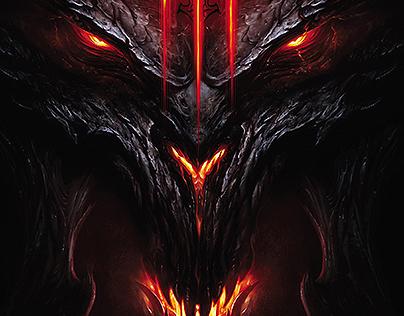 Diablo III - Homepage Redesign