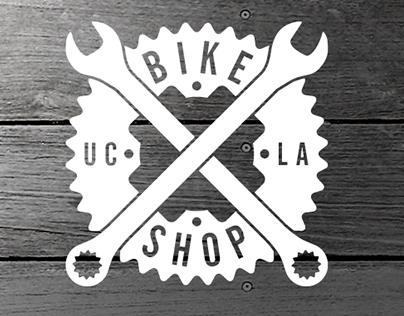 UCLA Bike Shop Identity