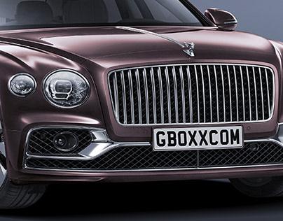 2020 Bentley Flying Spur Limousine Rose Gold