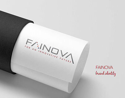 Fainova Brand Identity