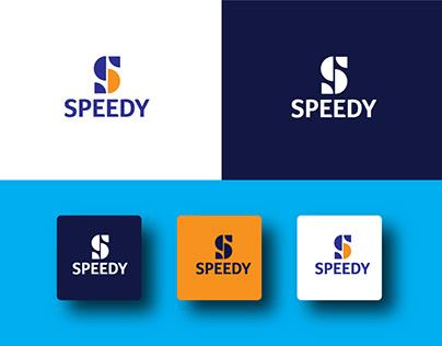 S speed logo design
