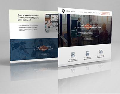 WesGay's Website Design