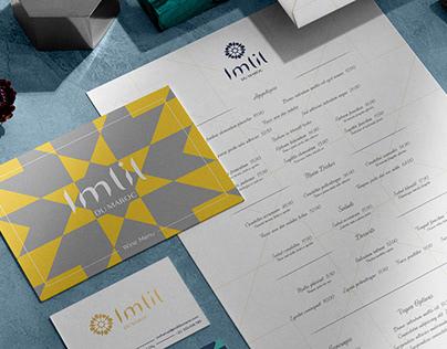 Imlil du Maroc - Brand Identity