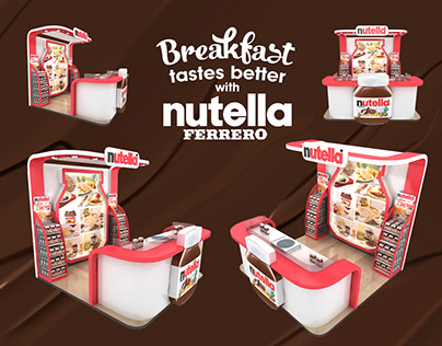Nutella Stand