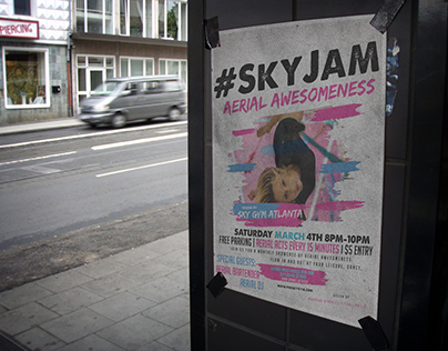 Sky Jam Poster