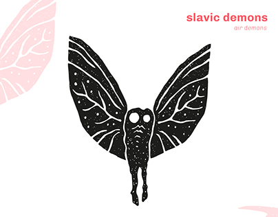 slavic demons / air demons