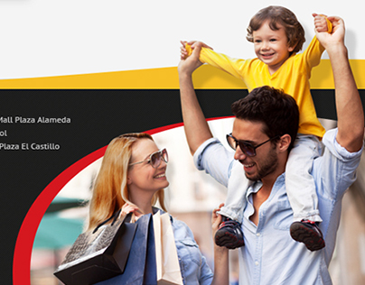 Sitio Web Mall Plaza