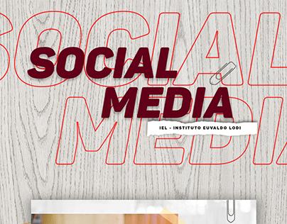IEL - Instituto Euvaldo Lodi | Social Media