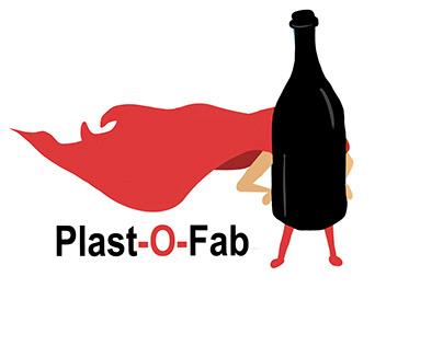 Plast-O-Fab Logo