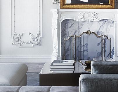 Kitchen-living room | 45 sq.m. | FR