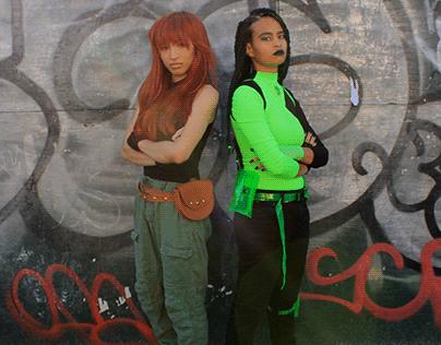 Shego & Kim Possible