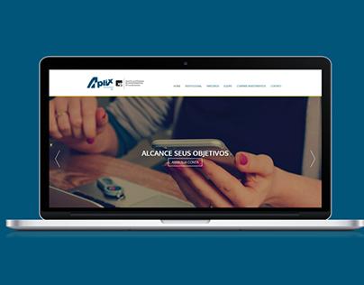 Desenvolvimento de Site | Aplix Investimentos AAI