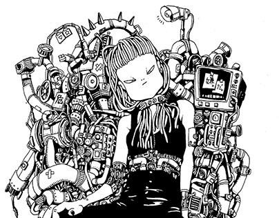 Robot Queen