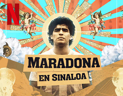 Maradona In Sinaloa - Title Sequence (Netflix Series)