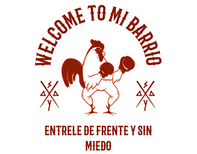 Welcome to mi Barrio