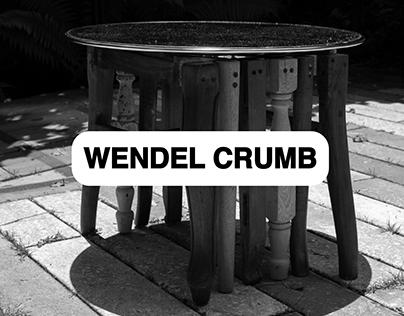 Mesa-Wendel crumb