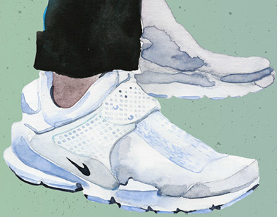 Highsnobiety: 2016 S/S Best Sneakers Illustrated