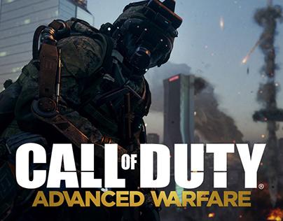 Call of Duty: Advanced Warfare Heads Up Display