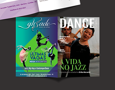 Revista Dance Mais