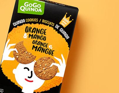 Gogo Quinoa Cookies