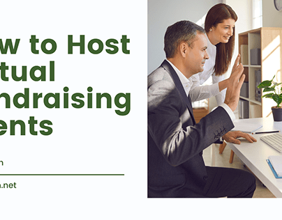 How to Host Virtual Fundraising Events