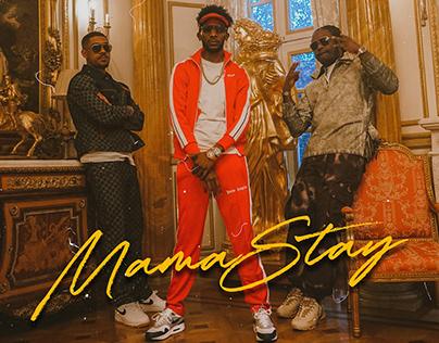 WSTRN — Mama Stay — Artwork/BTS Photo & Video — byDBDS®