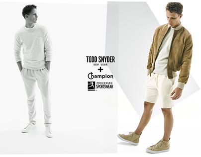 TODD SNYDER X CHAMPION