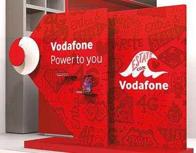 Vodafone Visual Merchandising