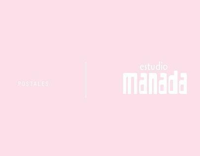 POSTALES / estudioManada