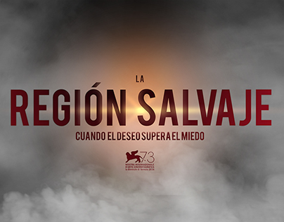 LA REGIÓN SALVAJE | POSTER