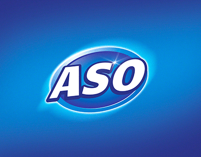 ASO | Home Care Products Branding Identity
