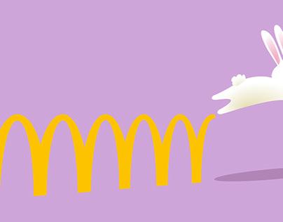 McDonald's Pâques