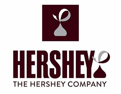 Hershey Logo Redesign Concept