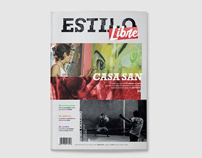 Proyecto editorial - Revista callejera