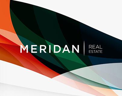 MERIDAN - Brand design