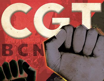 CGT BCN - Ilustraciones