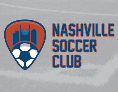 Nashville Soccer Club Logo Concept