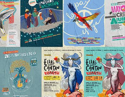 Ciudad Canción - Poster Collection