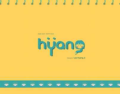 Hyang Portfolio 2021