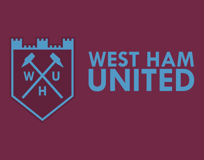 West Ham United FC Rebrand Project