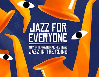 Jazz For Everyone Poland Design Competion