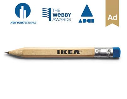 IKEA - BLYERTSPENNA