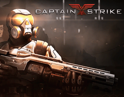 Game Development - Captain Strike